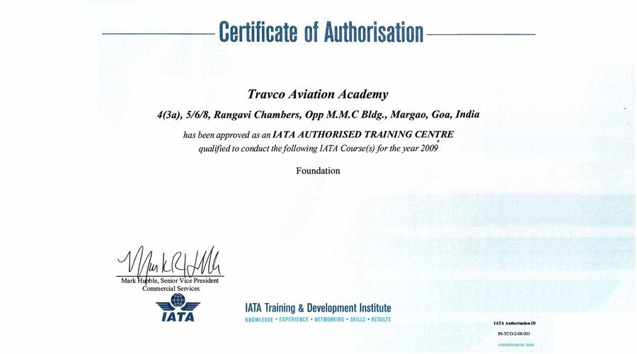 Aviation Academy | Travco Holidays Pvt  Ltd